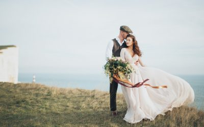 Classic Novel Inspired Autumn Winter Wedding Editorial