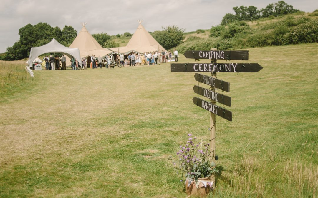 Our Outdoor, Festival & Woodland Wedding Venues with 2017 Availability
