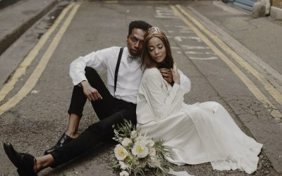 Love On The Streets of London   An Urban Wedding Shoot in Shoreditch