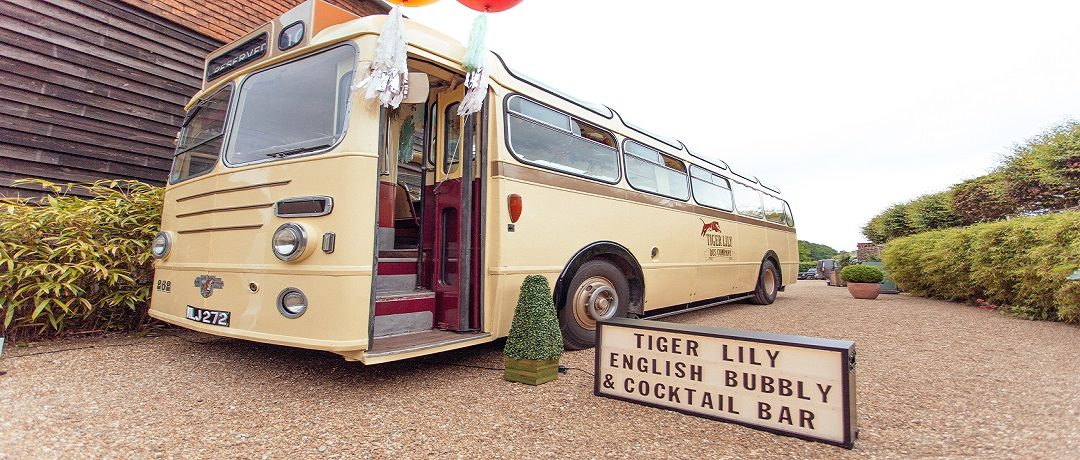 Festival Brides Love: Tiger Lily Bus Company