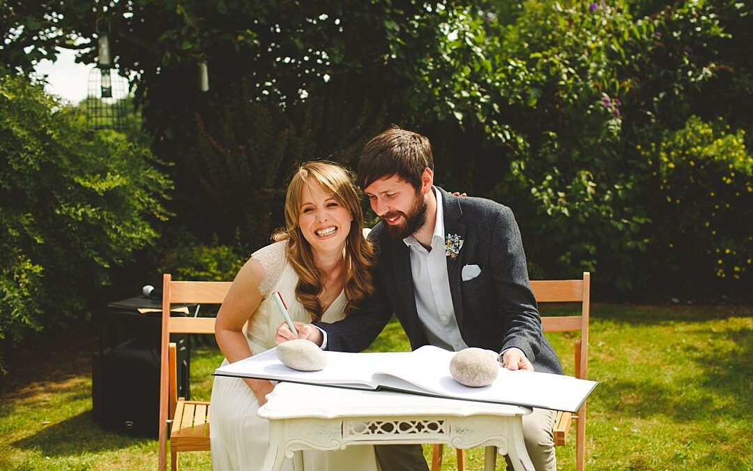 Festival Brides Love: My Perfect Ceremony | Bespoke Wedding Ceremonies