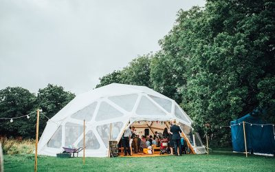 5 Reasons To Choose A Dome For Your Wedding by The Plank Company