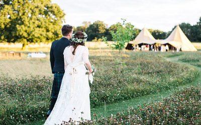 Festival Brides Love: Home Farm Glamping