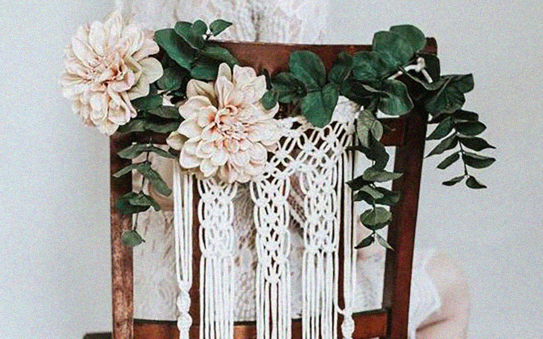The Macrame Wedding Trend | a 2017 Revival
