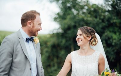 Tamsin and James' Relaxed, Eclectic and Informal Festival Inspired Wedding
