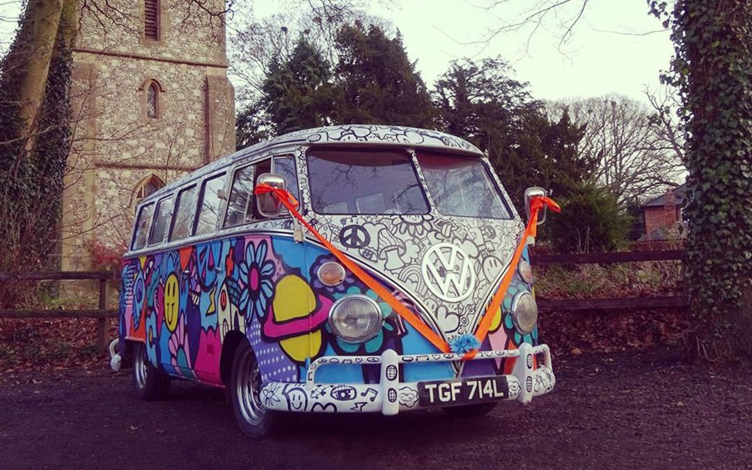 Festival Brides Love: Split Silk Wedding Cars