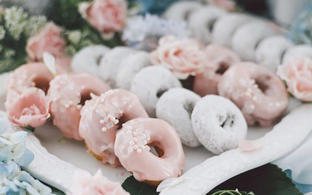 2017, the Year of the Wedding Donut