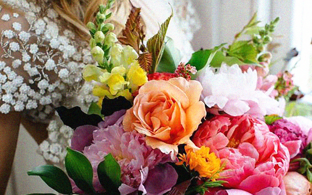 This Season's Most Beautiful Wedding Bouquets