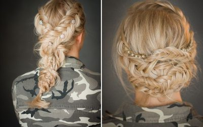 The Undone Do   Relaxed Wedding Hair Inspiration by Lovehair & Co.