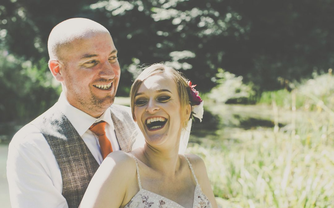 Sandie and Mark's Village Fete Style DIY Wedding on A Farm