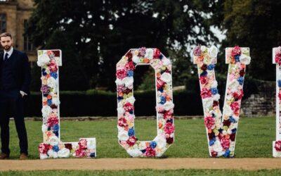 Festival Brides Love: Love In My Life   Prop Hire & Decor