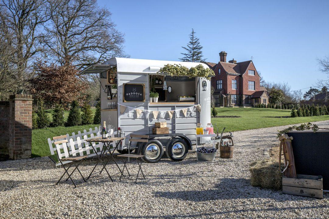 mobile bar for weddings