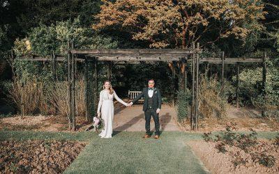 Carl and Maria's Bohemian City Chapel Wedding