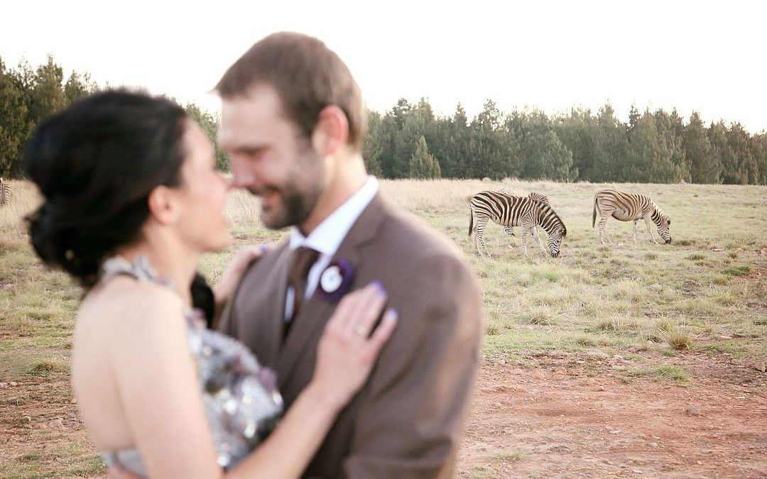 Casper and Shelaine's South African Forest Wedding