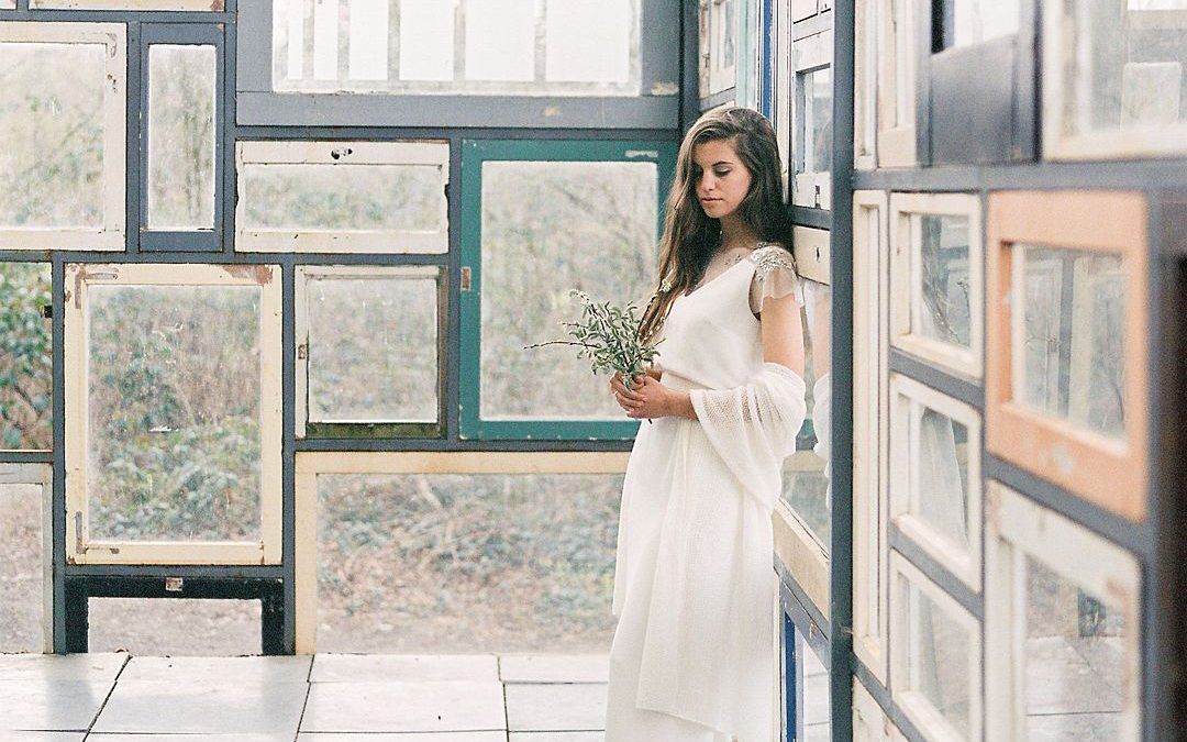 I Never Called You A Dream | A Stunning Bridal Shoot Captured In Brussels