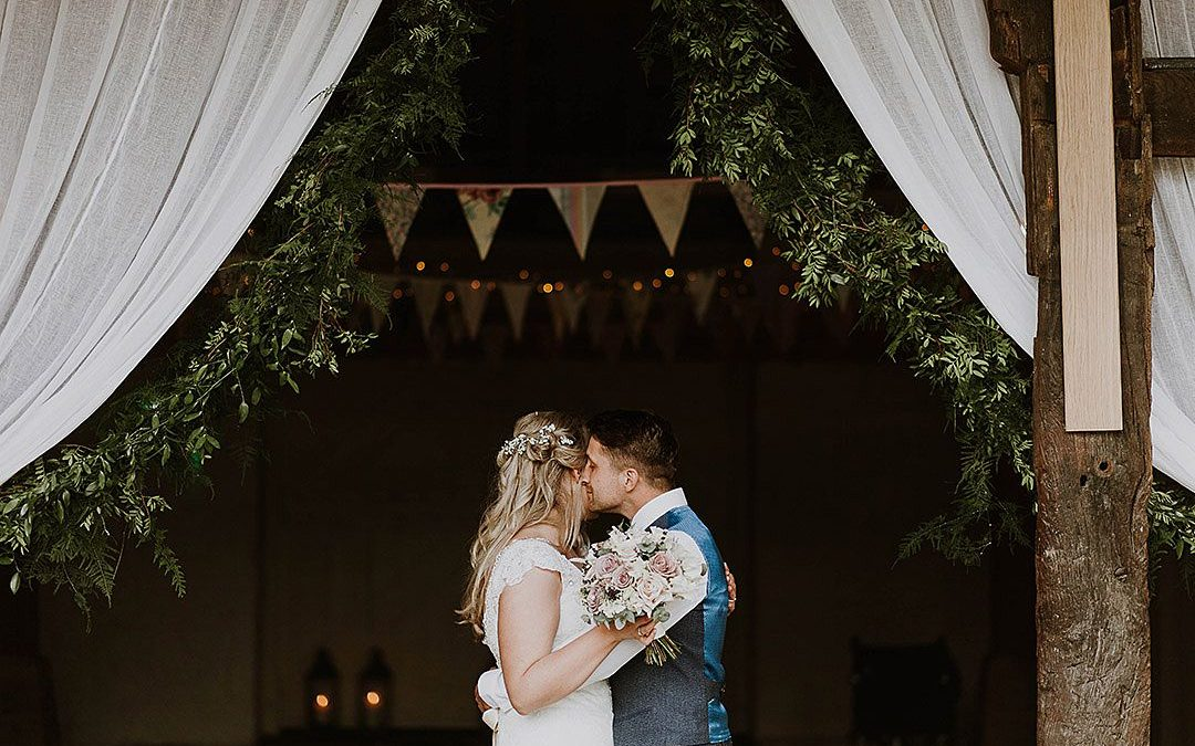 Rosie and Rick's Rustic Yorkshire Barn Wedding