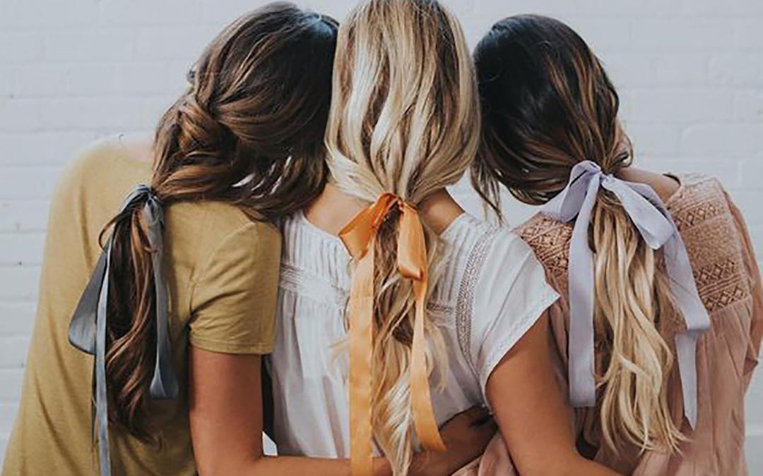 Just add Ribbon | Winter 2017 Bridal Hair Accessorising