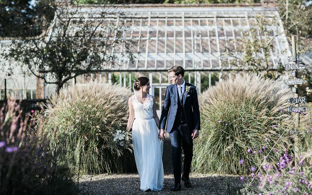 Becki and Nick's Effortlessly Cool Tipi Garden Party Wedding