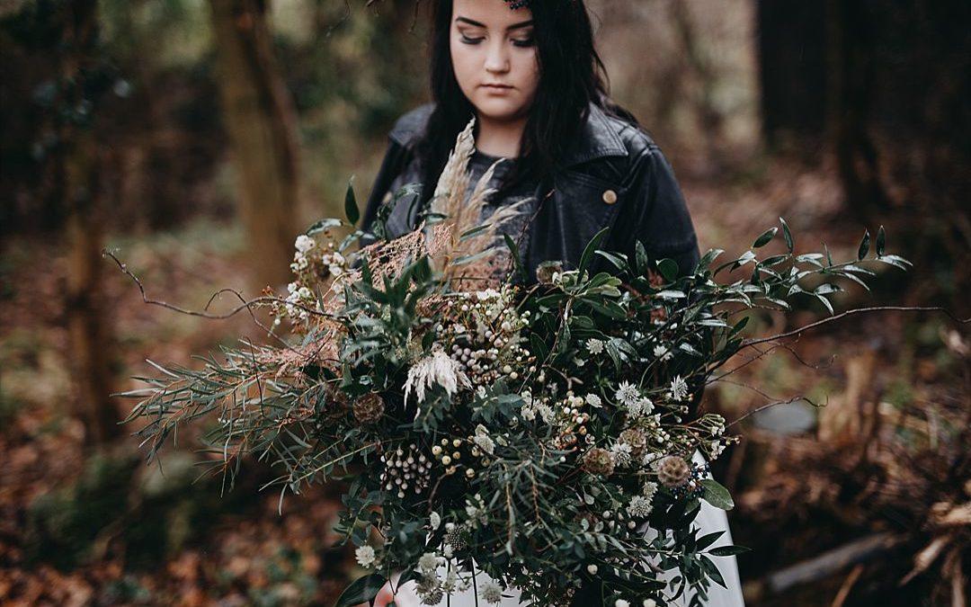 Back to Basics Winter Woodland Inspiration
