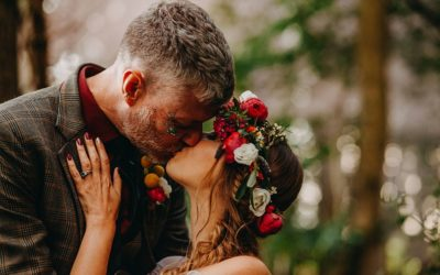 Emma and Paul's Festival Inspired Whimsical Glamping Wedding