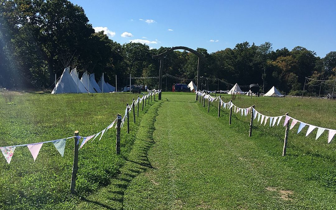 Festival Brides Love: The Wild Meadow