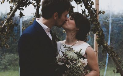 Helen and Mark's Devonshire Dome Farm Wedding