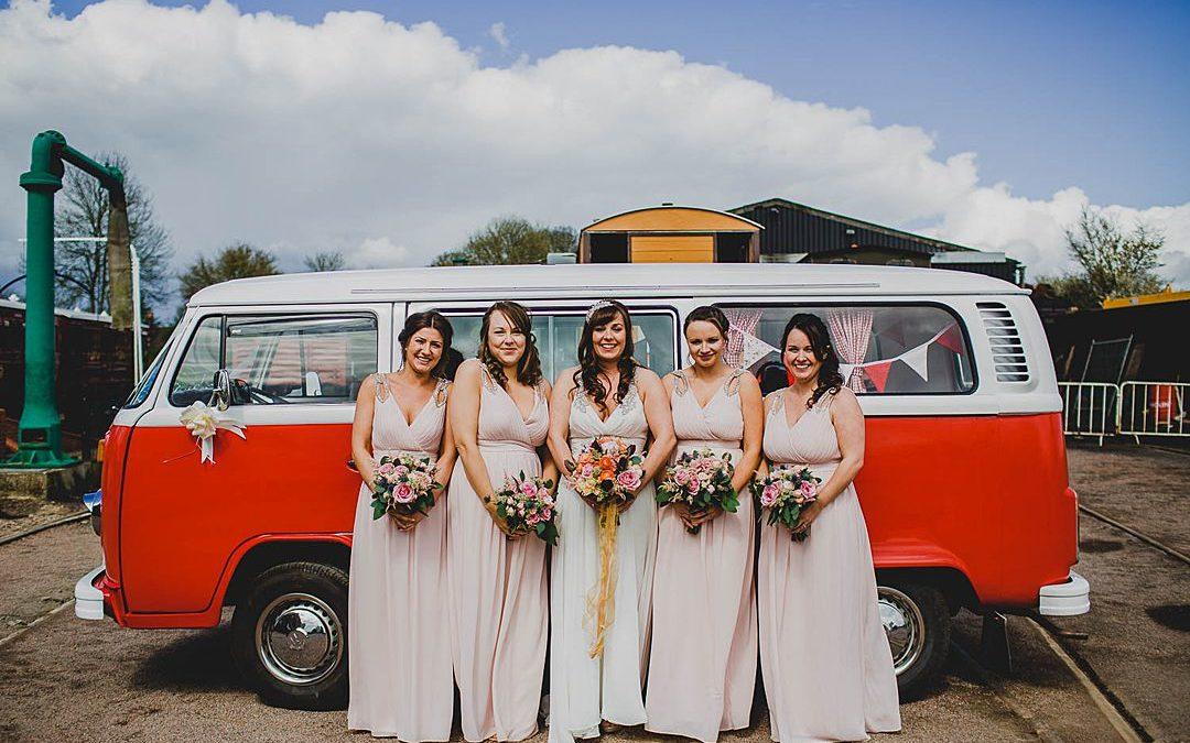 Festival Brides Love: Ruby Retro Rides | Vintage Campervan Chauffeur Hire & Photobooth