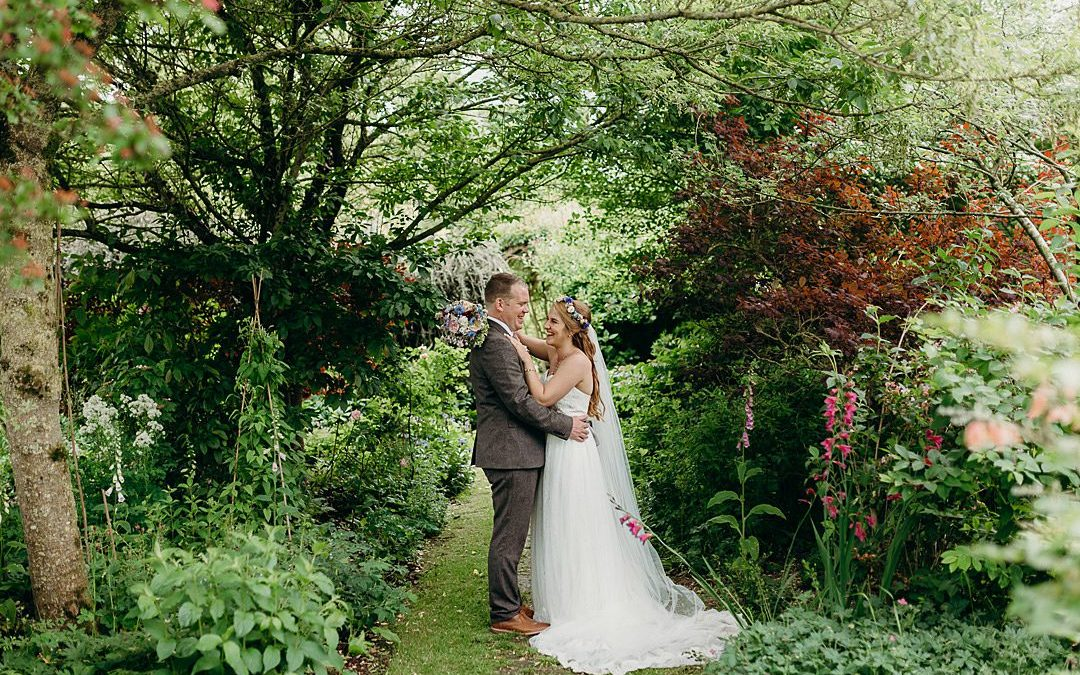 Rosie and Jon's Relaxed Rustic Country Barn Wedding in Dorset