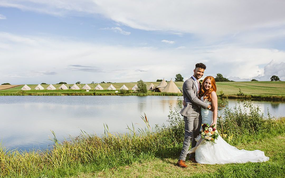 Wedding Tipi and Tent Supplier, Timber & Canvas Head To Scotland for their Spring Open Days